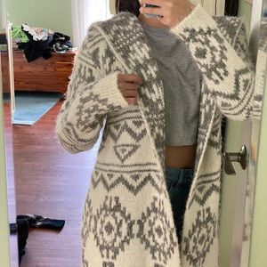 Lovestich Knitted Cardigan